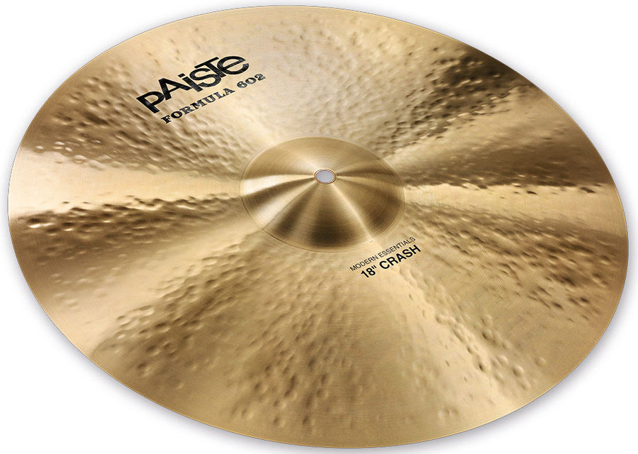 View larger image of Pasite Formula 602 Modern Essentials Crash Cymbal - 18