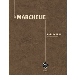 Passacaille (Marchelie) - Guitar Trio