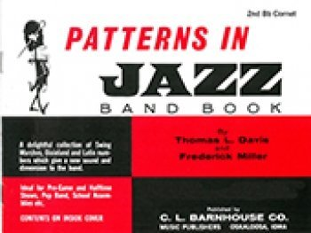 View larger image of Patterns in Jazz - Alto Sax
