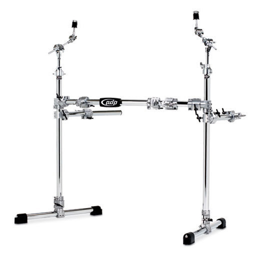 View larger image of PDP Chrome Over Steel Main Rack with 2 Side Wings
