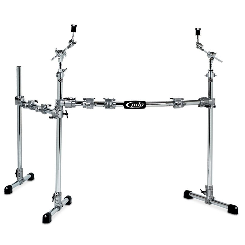 View larger image of PDP Chrome Over Steel Main/Side Combo Rack