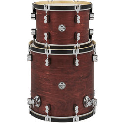 PDP Concept Maple Classic 2-Piece Tom Pack - 16FT/13, Ox Blood