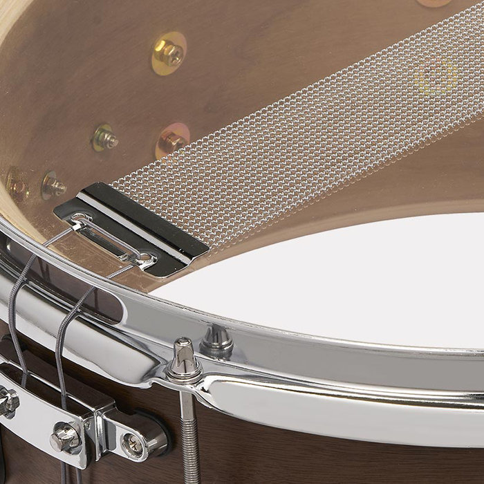 View larger image of PDP Concept Series Maple Hybrid EXT-PLY Snare Drum - 6-1/2 x 14, Maple Walnut Natural Satin