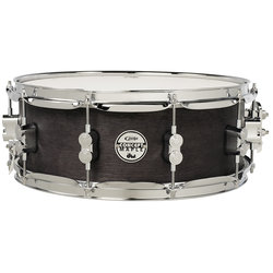 PDP Maple Snare Drum - 5.5x14 - Black Wax Finish