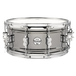 PDP Snare Drum - 6.5x14 - Black Nickel over Steel
