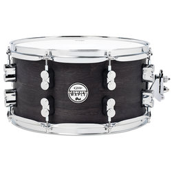 PDP Snare Drum - 7x13, Maple Shell with Black Wax Finish