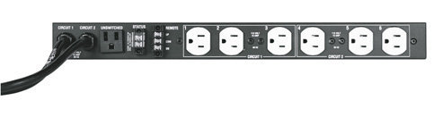 View larger image of PDS-2X315R Power Bar
