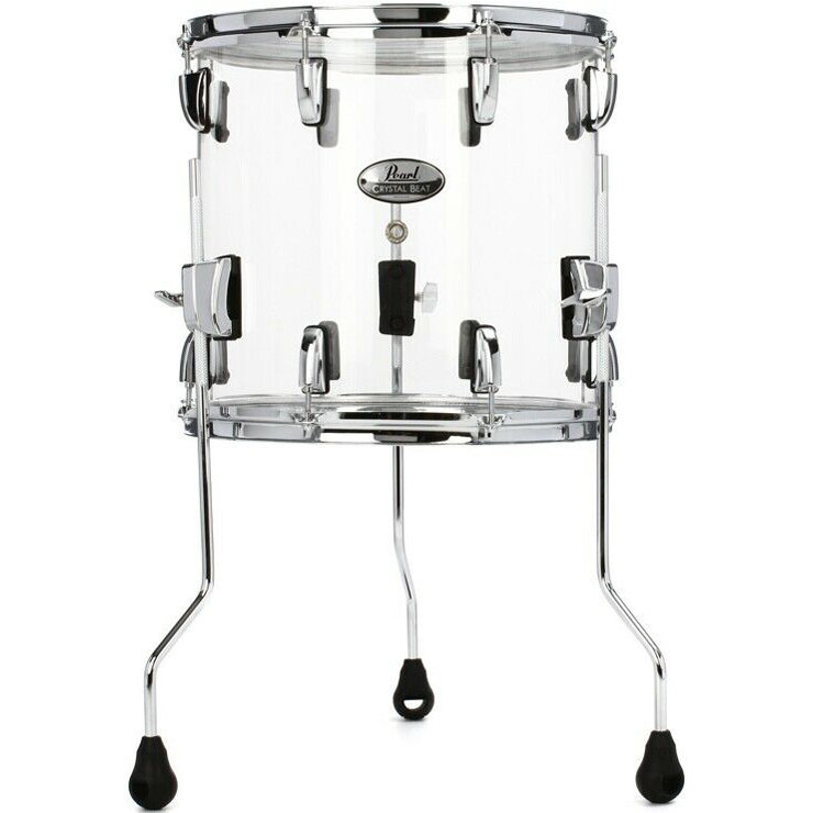 View larger image of Pearl Crystal Beat Floor Tom - 14x13