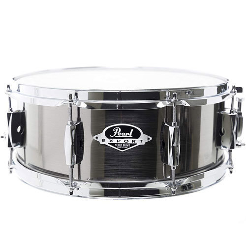 View larger image of Pearl Export EXX 5-Piece Drum Set - 22/14SD/16FT/12/10, Hardware, Smokey Chrome