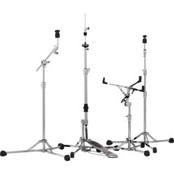 Pearl HWP150S Convertible Flat Base 3-Piece Hardware Package