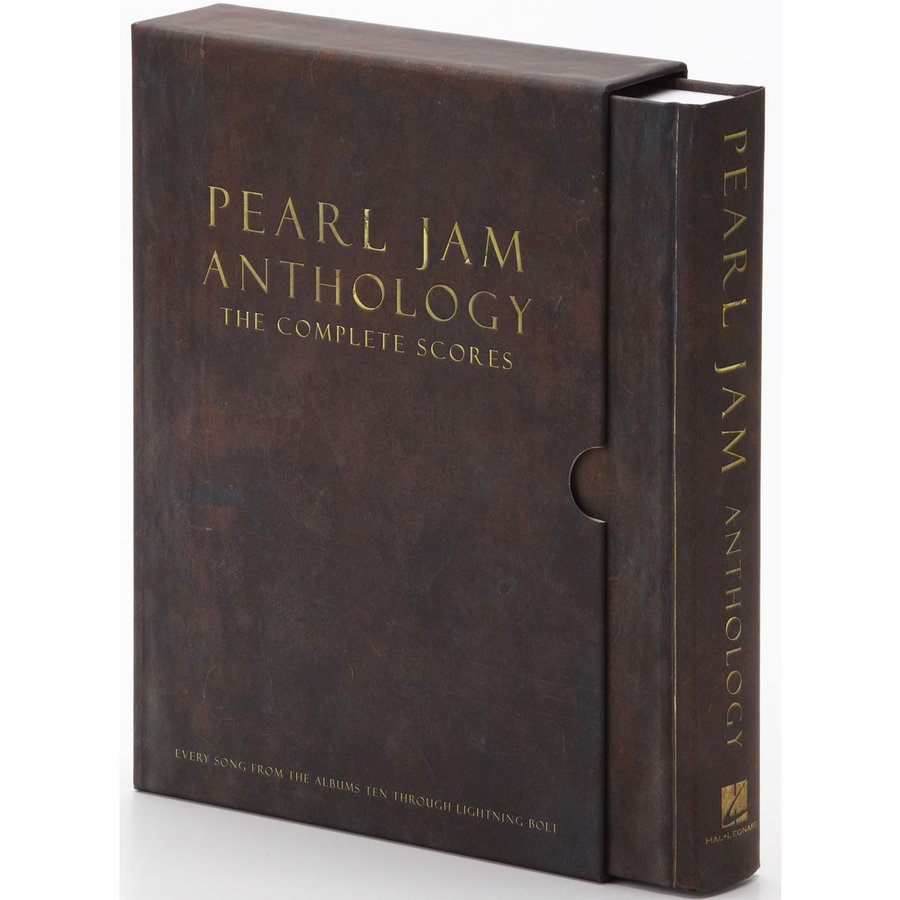 View larger image of Pearl Jam Anthology - The Complete Scores