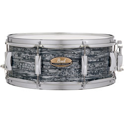 Pearl Limited Edition Snare Drum - 14x5-1/2, Strata Black