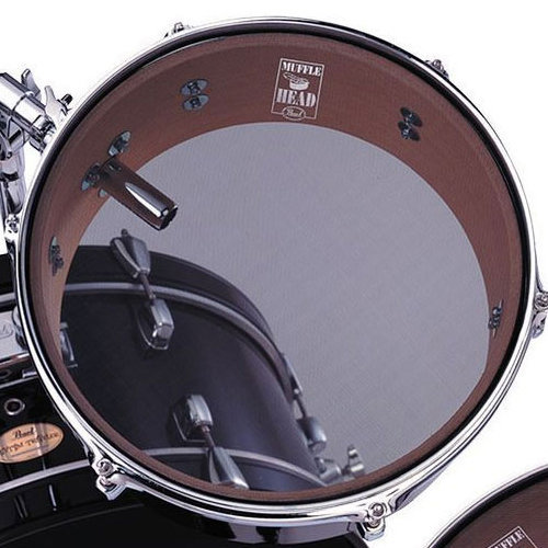 View larger image of Pearl MFH Muffle Mesh Head - 14
