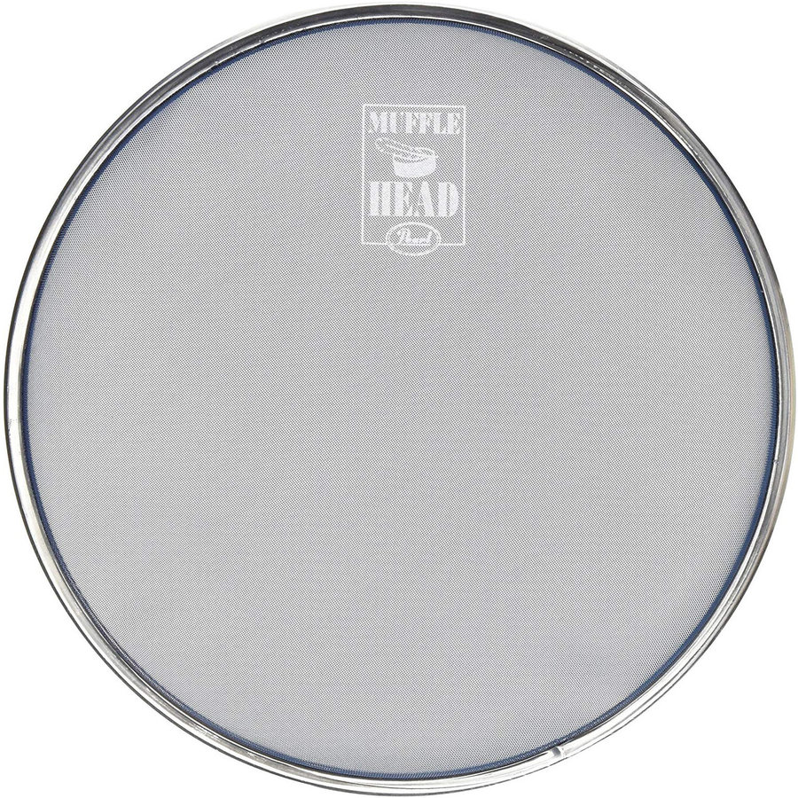 """View larger image of Pearl MFH Muffle Mesh Head - 8"""""""