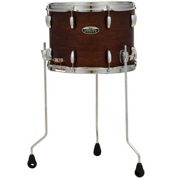 Pearl Modern Utility Maple Snare Drum - 14x10, Satin Brown