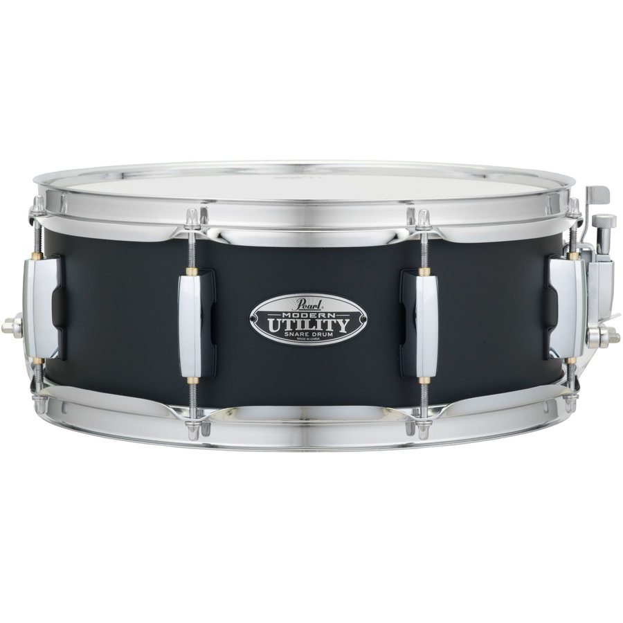 View larger image of Pearl Modern Utility Snare Drum - 13x5, Satin Black