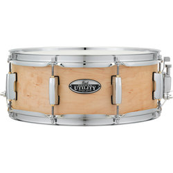 Pearl Modern Utility Snare Drum - 14x5-1/2, Matte Natural