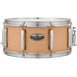 Pearl Modern Utility Snare Drum - 14x6-1/2, Matte Natural