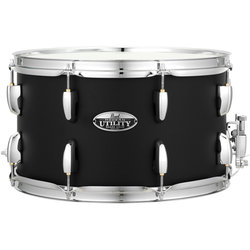 Pearl Modern Utility Snare Drum - 14x8, Satin Black