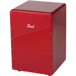 Pearl PCJ-633B Boom Box Cajon - Red Sparkle