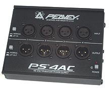 View larger image of Peavey PS4AC Phantom Power Supply