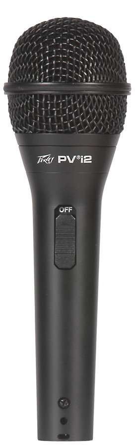 View larger image of Peavey PVi2XLR Cardioid Unidirectional Dynamic Vocal Microphone