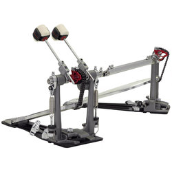 Pearl P1032R Eliminator Solo Red Double Bass Drum Pedal