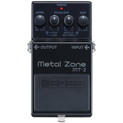 BOSS MT-2 Metal Zone 30th Anniversary Special Edition Pedal