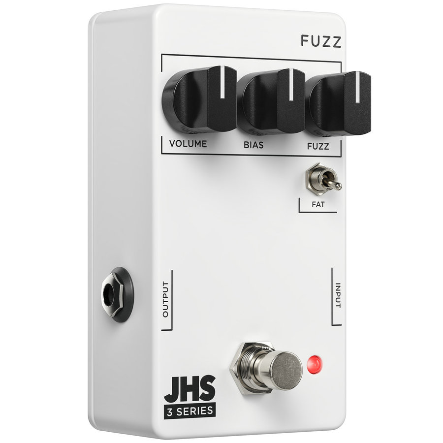 View larger image of JHS 3 Series Fuzz Pedal