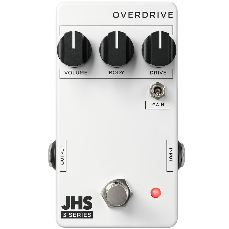 View larger image of JHS 3 Series Overdrive Pedal
