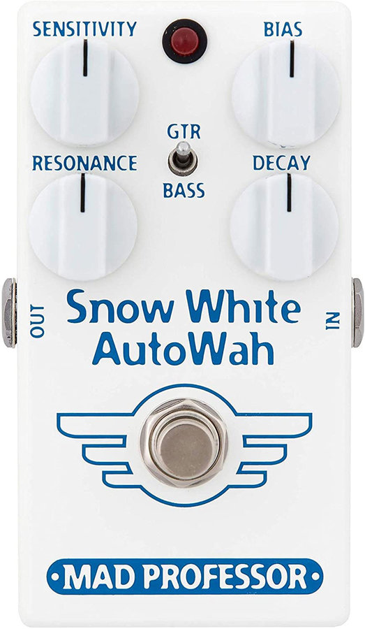 View larger image of Mad Professor Snow White AutoWah Pedal