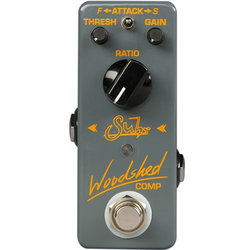 Suhr Andy Wood Signature Woodshed Compressor Pedal
