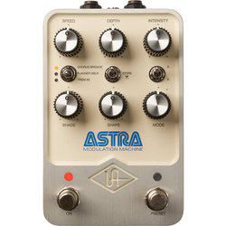 Universal Audio UAFX Astra Modulation Stereo Effects Pedal