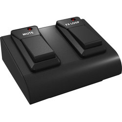 Bugera FSB102B 2-Button Footswitch for Bugera BXD and Veyron Series