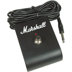 Pedal Footswitch Marshall PEDL10001 Single w/LED for AS100D