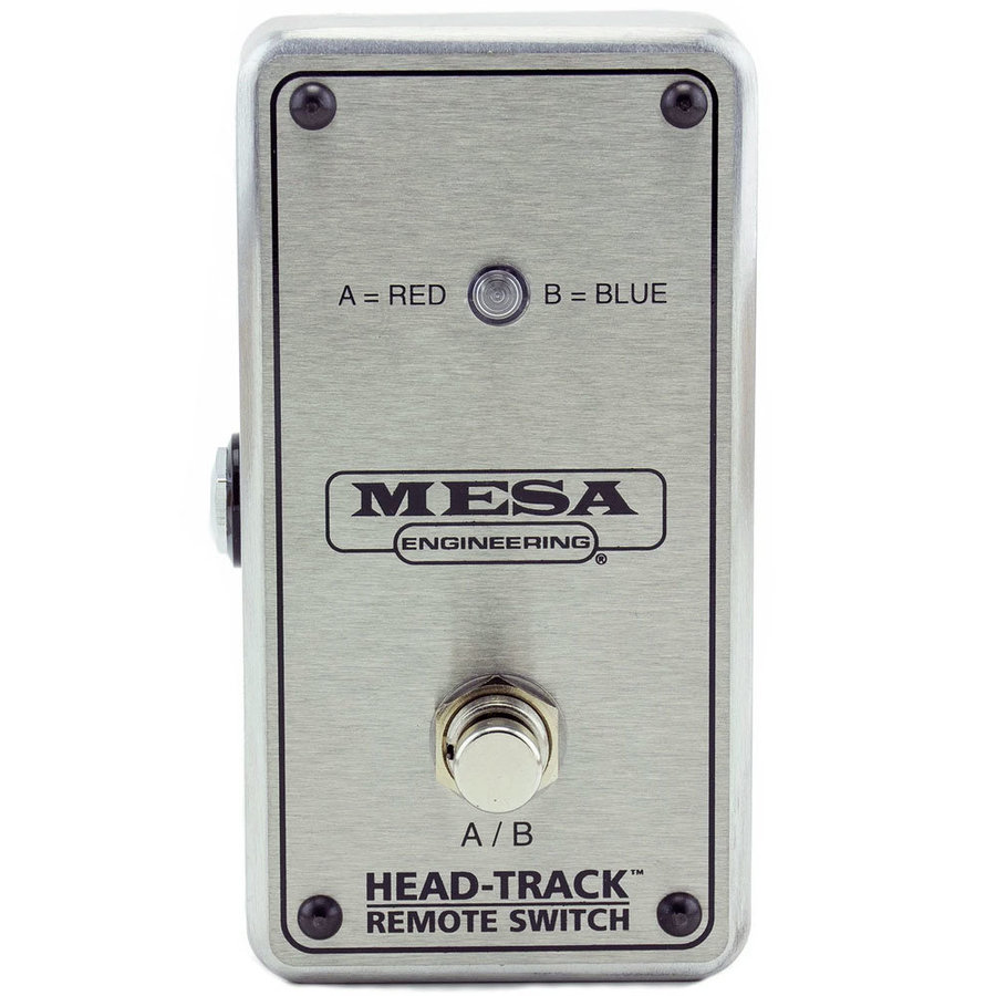 View larger image of MESA/Boogie Head-Track Remote Switch Footswitch