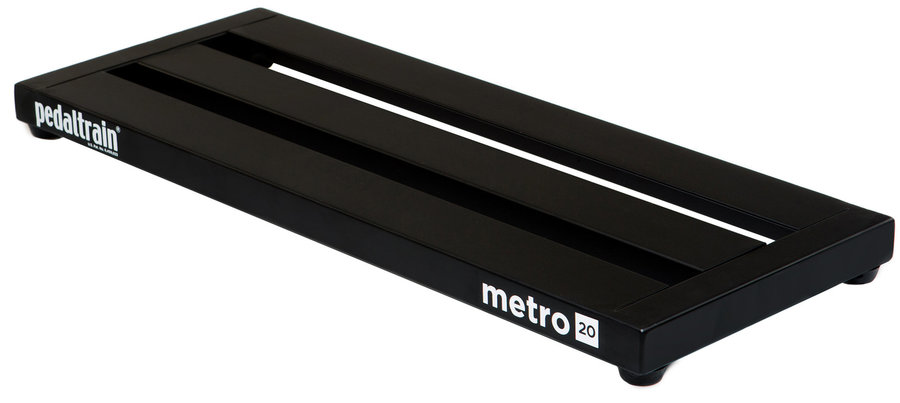 View larger image of Pedaltrain Metro 20 Three-Rail Pedal Board System with Soft Case