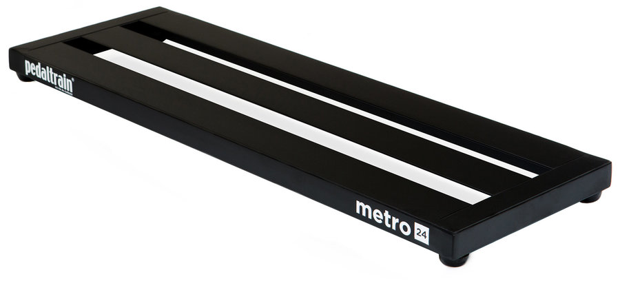 View larger image of Pedaltrain Metro 24 Three-Rail Pedal Board System with Soft Case