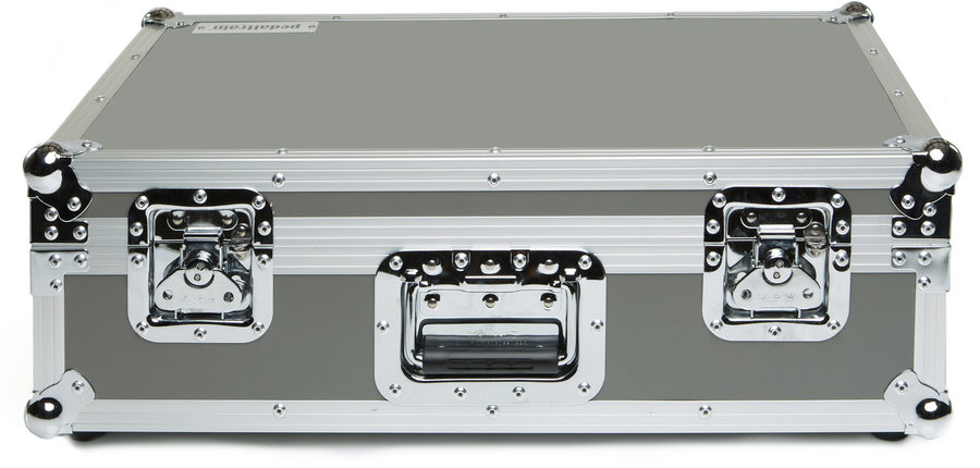 View larger image of Pedaltrain Novo 24 Five-Rail Pedal Board with Tour Case