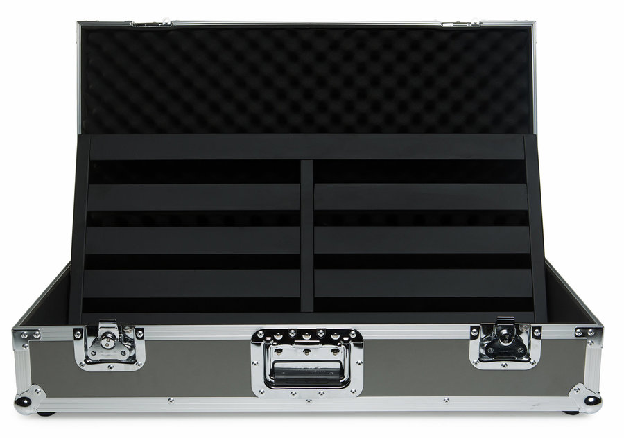 View larger image of Pedaltrain Novo 32 Five-Rail Pedal Board with Tour Case