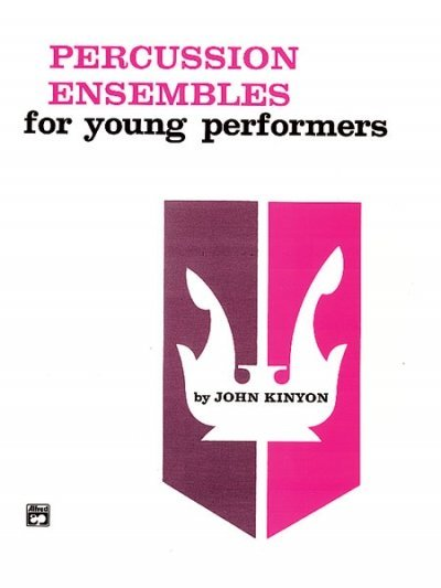 View larger image of Percussion Ensembles for Young Performers