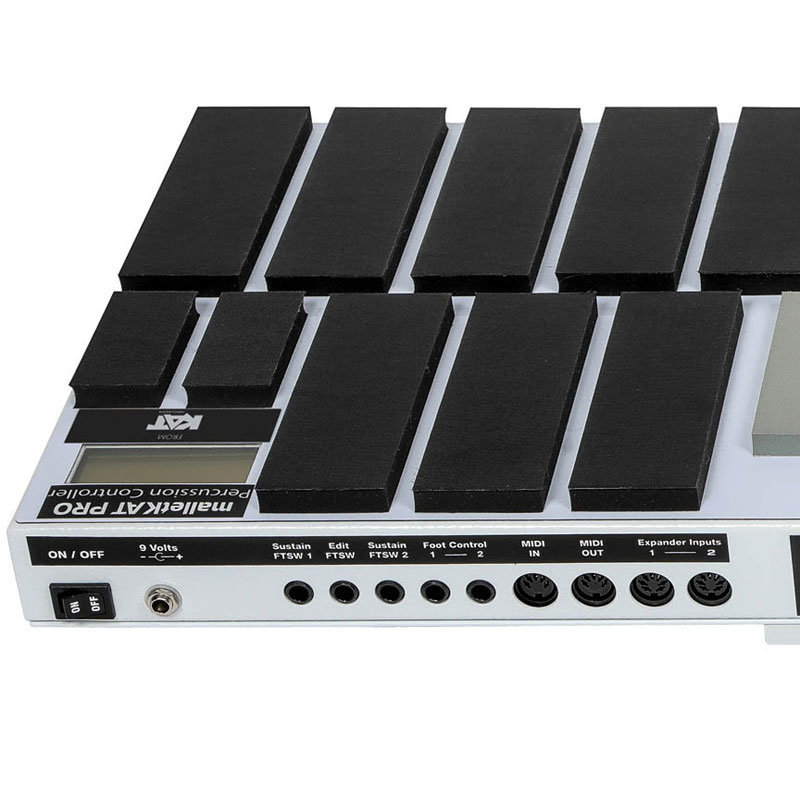 View larger image of Kat Percussion MalletKAT 8.5 Express 2-Octave Keyboard Percussion Controller with GigKAT 2