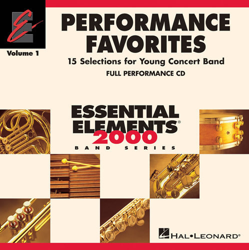 View larger image of Performance Favorites Vol.1 - Performance CD