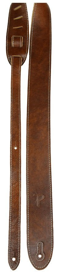 View larger image of Perris Chestnut Deluxe Soft Italian Guitar Strap - 2
