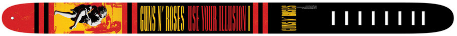 View larger image of Perris Guns N' Roses Guitar Strap - Use Your Illusion, 2.5