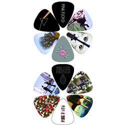 Perris Pink Floyd Licensed Guitar Picks - 12 Pack