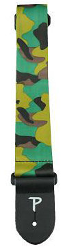 View larger image of Perri's Polyester Guitar Strap - Camo, 2