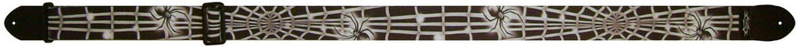 View larger image of Perris Polyester Guitar Strap - Spider Web, 2