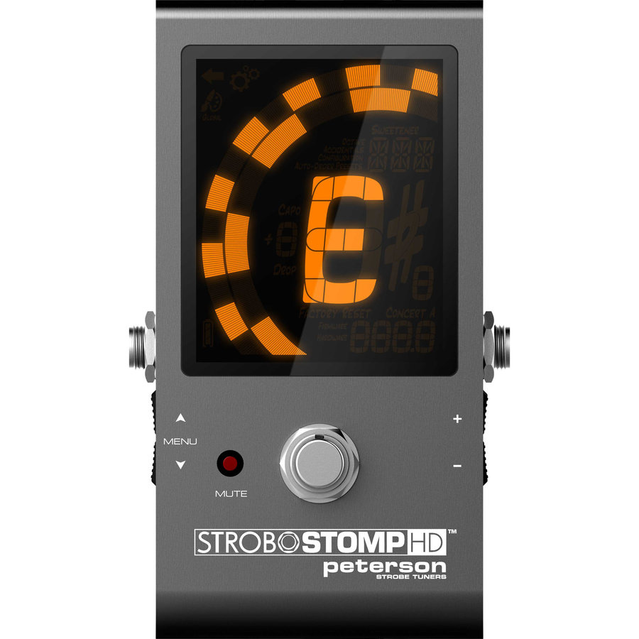 View larger image of Peterson StroboStomp HD Pedal Tuner