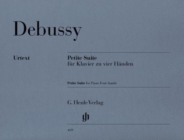 View larger image of Petite Suite (Debussy) (1P4H) (Henle Ed)